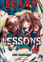 Rayon : Manga (Shojo), S�rie : Scary Lessons T10, Scary Lessons