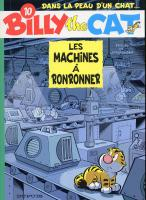 Rayon : Albums (Aventure-Action), Série : Billy The Cat T10, Les Machines a Ronronner