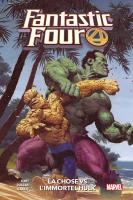 Rayon : Comics (Super Héros), Série : Fantastic Four (Série 6) T4, La Chose Vs l'Immortel Hulk