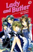 Rayon : Manga (Shojo), S�rie : Lady and Butler T9, Lady and Butler