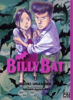 Rayon : Manga (Seinen), Série : Billy Bat T11, Billy Bat