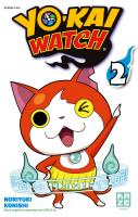 Rayon : Manga (Shonen), Série : Yo-Kai Watch T2, Yo-kai Watch