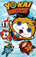 Rayon : Manga (Shonen), Série : Yo-Kai Watch T11, Yo-Kai Watch