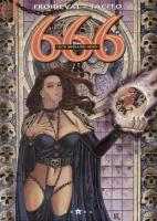 Rayon : Albums (Heroic Fantasy-Magie), Série : 666 T4, Lilith Imperatrix Mundi