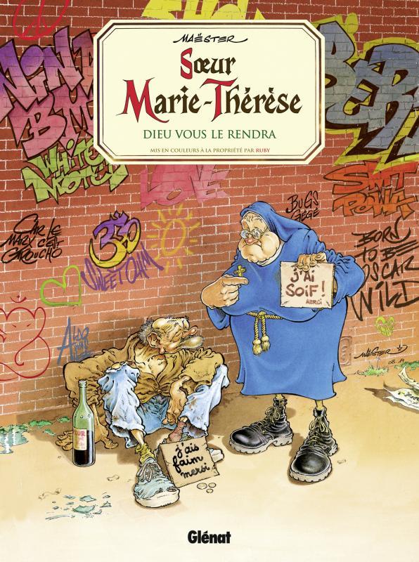 Serie Soeur Marie-Thérèse [GAÏA LIB, une librairie du réseau