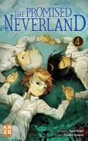 Rayon : Manga (Shonen), Série : The Promised Neverland T4, The Promised Neverland