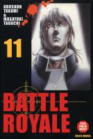 Rayon : Manga (Seinen), Série : Battle Royale T11, Battle Royale