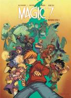 Rayon : Albums (Heroic Fantasy-Magie), Série : Magic 7, Magic 7 (Intégrale Cycle 1)