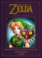 Rayon : Manga (Shonen), Série : The Legend of Zelda (Perfect Edition) T3, Majora's Mask / A Link to the Past (Intégrale Tomes 4 & 1)
