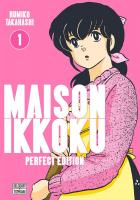 Rayon : Manga (Seinen), Série : Maison Ikkoku (Perfect Edition) T1, Maison Ikkoku (Perfect Edition)