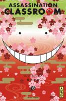 Rayon : Manga (Shonen), Série : Assassination Classroom T18, Assassination Classroom