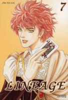Rayon : Manga (Seinen), S�rie : Lineage T7, Lineage