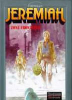 Rayon : Albums (Aventure-Action), Série : Jeremiah T19, Zone Frontiere