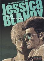 Rayon : Albums (Policier-Thriller), Série : Jessica Blandy T5, Peau d'Enfer (reedition)