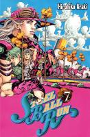 Rayon : Manga (Shonen), Série : Jojo's Bizarre Adventure : Steel Ball Run T7, Jojo's Bizarre Adventure : Steel Ball Run