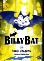 Rayon : Manga (Seinen), Série : Billy Bat T20, Billy Bat