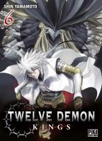 Rayon : Manga (Shonen), Série : Twelve Demon Kings T6, Twelve Demon Kings