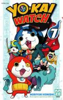 Rayon : Manga (Shonen), Série : Yo-Kai Watch T7, Yo-kai Watch