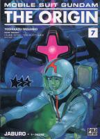 Rayon : Manga (Shonen), S�rie : Mobile Suit Gundam The Origin T7, Jaburo- 1�re Partie