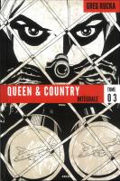 Rayon : Comics (Policier-Thriller), Série : Queen & Country T3, Queen & Country (Intégrale Tomes 6 & 7)