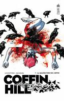 Rayon : Comics (Super Héros), Série : Coffin Hill T1, La Malédiction des Coffin