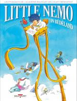 Rayon : Albums (Fantastique), Série : Little Nemo in Bédéland, Little Nemo in Bédéland