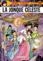 Rayon : Albums (Science-fiction), Série : Yoko Tsuno T22, La Jonque Celeste