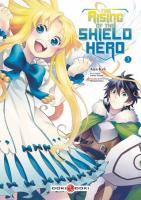 Rayon : Manga (Seinen), Série : The Rising of the Shield Hero T3, The Rising of the Shield Hero (Pack Tomes 3 & 4)