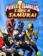 Rayon : Albums (Aventure-Action), Série : Power Rangers : Super Samurai T1, Mémoire Courte