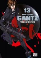 Rayon : Manga (Seinen), Série : Gantz (Perfect Edition) T13, Gantz (Perfect Edition)
