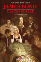 Rayon : Comics (Policier-Thriller), Série : James Bond : Casino Royale, James Bond : Casino Royale