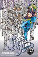 Rayon : Manga (Shonen), Série : Jojo's Bizarre Adventure : Steel Ball Run T9, Jojo's Bizarre Adventure : Steel Ball Run