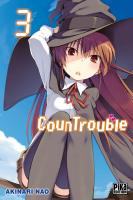 Rayon : Manga (Shonen), Série : CounTrouble T3, CounTrouble