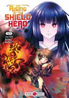 Rayon : Manga (Seinen), Série : The Rising of the Shield Hero T5, The Rising of the Shield Hero (Pack Tomes 5 & 6)