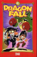 Rayon : Manga (Shonen), Série : Dragon Fall T8, Dragon Fall