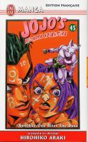 Rayon : Manga (Seinen), Série : Jojo's Bizarre Adventure T45, Another One Bites The Dust