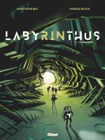 Rayon : Albums (Science-fiction), Série : Labyrinthus T2, La Machine