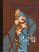 Rayon : Albums (Policier-Thriller), Série : Chambre Obscure, Coffret Tomes 1-2 (dos toilé)