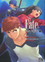 Rayon : Manga d'occasion (Shonen), Série : Fate Stay Night T9, Fate Stay Night