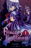 Rayon : Manga (Gothic), Série : Princess Nightmare T1, Princess Nightmare