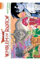 Rayon : Manga (Shonen), Série : Dragon Quest : Emblem of Roto T4, Dragon Quest : Emblem of Roto