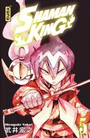 Rayon : Manga (Shonen), Série : Shaman King (Star Edition) T5, Shaman King (Star Edition)