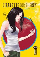 Rayon : Manga (Seinen), Série : Cigarette and Cherry T3, Cigarette and Cherry