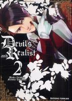 Rayon : Manga (Josei), S�rie : Devils and Realist T2, Devils and Realist