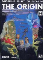 Rayon : Manga (Shonen), S�rie : Mobile Suit Gundam The Origin T14, Mobile Suit Gundam The Origin - Loom 2e partie