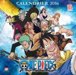 Rayon : Papeterie BD, Série : One Piece (Calendrier), One Piece : Calendrier 2016