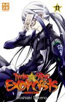 Rayon : Manga (Shonen), Série : Twin Star Exorcists T11, Twin Star Exorcists