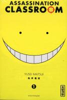Rayon : Manga (Shonen), Série : Assassination Classroom, Assassination Classroom (Pack Tomes 1 à 3)
