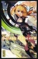 Rayon : Manga (Shonen), Série : Seraph of the End T9, Seraph of the End
