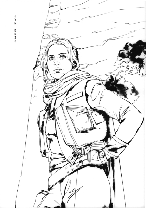 Serie Star Wars : Rogue One : 60 Coloriages Anti-Stress ...
